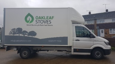 Oakleaf stoves