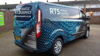 Rts vehicle graphics